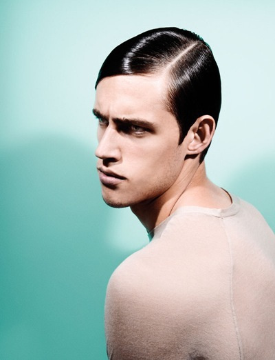 The Stenmark Twins by Enokae for 1883 mag.  Styled by Domingo Rodriguez   www.1883magazine.com