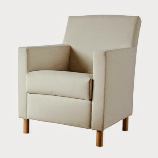 Pia #Armchair from #FranzFertig <br /><br />PIA is a perfect companion to sofas and suites but also as a soloist it is an excellent choice, especially together with the matching pouf.