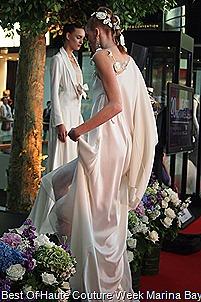 Alexis  Mabille Parisan Haute Couturier  Gowns
