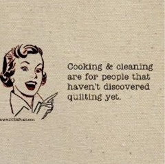 Quilting - truth!