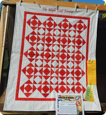 30.Canadian Quilts in Honor