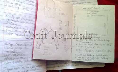 Craft Journals