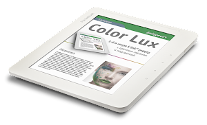 Pocketbook Lux Color