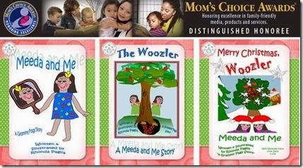 Rhonda Paglia's Meeda Books