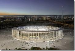 Estádio Brasilia