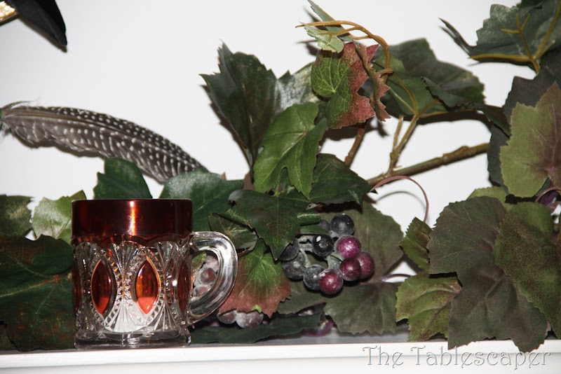 Thanksgiving Mantel 066
