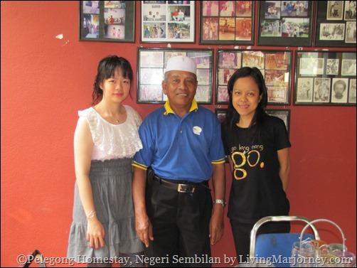 Pelegong Homestay, Negeri Sembilan