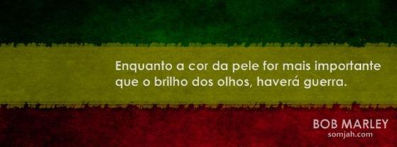 capa para facebook reggae frases banda BOB MARLEY
