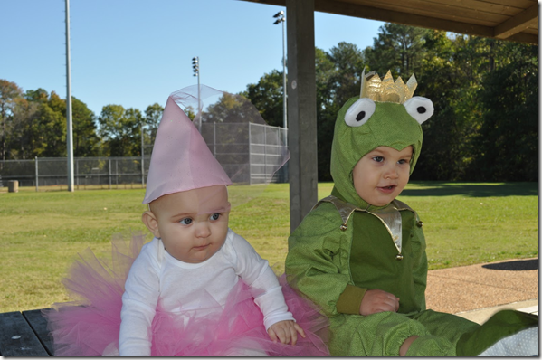 Frog Prince and Princess