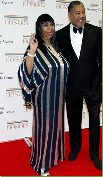 35th Kennedy Center Honors Gala Dinner arethaG0FrOlLhzuwl