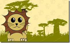 aperçu-faire-part-petit-lion-telechargement-recto
