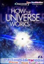 Khám Phá Vũ Trụ :phần 3 - How The Universe Works Season 3