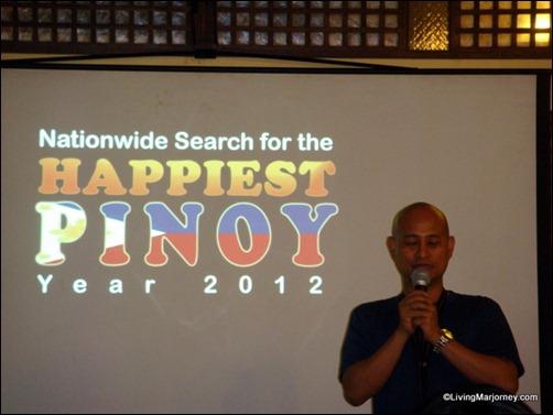 Cebuana Lhuillier General Manager, Mr. Jonathan Batangan