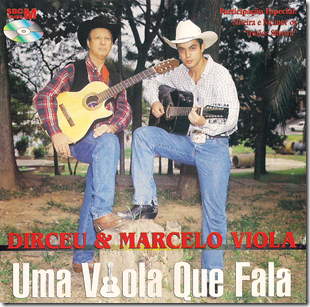 Dirceu e Marcelo Viola 1998 Capa