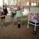 Family Picnics, Music & Art in July 2014