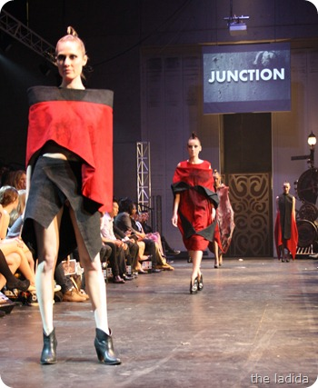 Raffles Graduate Fashion Show 2012 - Junction (101)