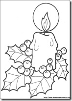 velas navidad jugarycolorear (10)