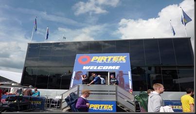 Pirtek Racing Hospitality