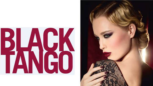 colección otoño black tango make up for ever