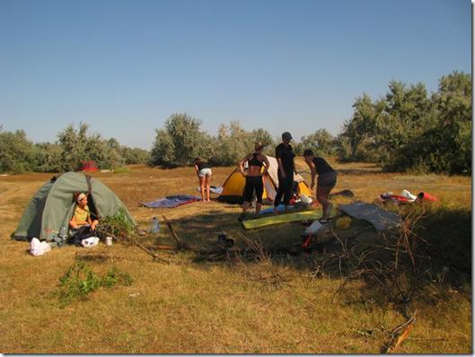Табір в Шабо