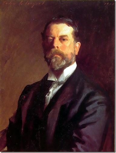 John-Singer-Sargent Self-Portrait