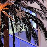 Snow Indoors At The Plaza De Americanas Mall - San Juan, Puerto Rico