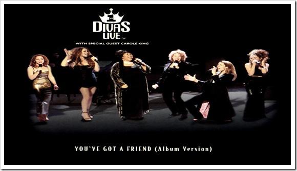 Carole King, Celine Dion, Gloria Estefan & Shania Twain - You've got a friend