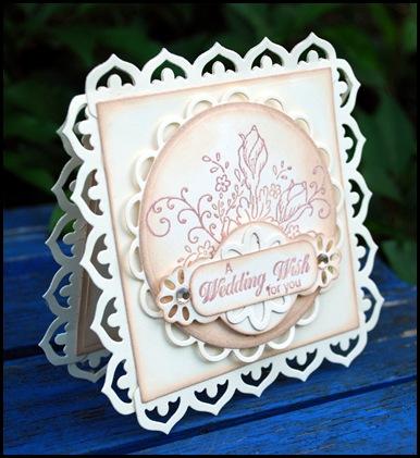 A wedding wish for you sidan