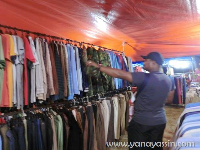 Pasar Malam Cherating
