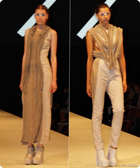 UTS the Future in Fashion Graduate Show 2012 - Katherine Mavridis 2