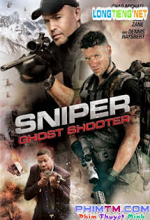 Truy Tìm Nội Gián - Sniper: Ghost Shooter Tập HD 1080p Full