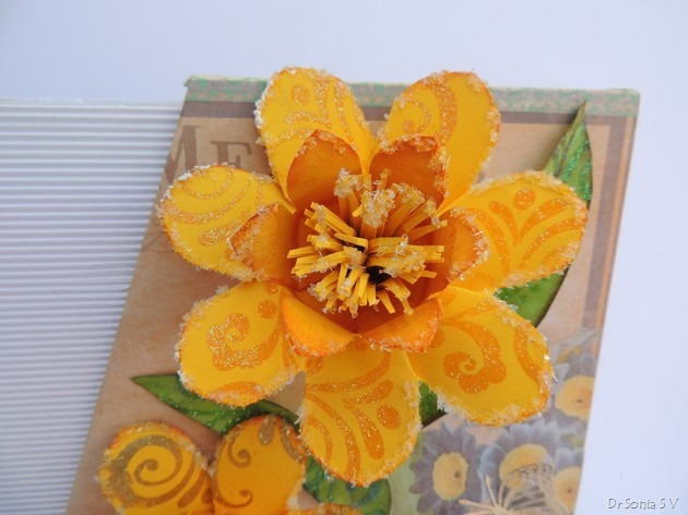 Paper Daffodils 4