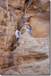 Oporrak 2011 - Jordania ,-  Pequeña Petra, 22 de Septiembre  22