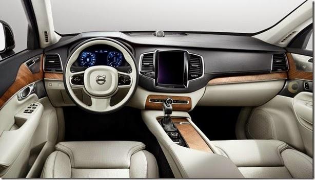 Volvo-XC90-2014-Innenraum-Bilder-Luxus-SUV-Gelaendewagen-10