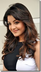 Actress Kajal Agarwal Interview about Yevadu Movie Photos