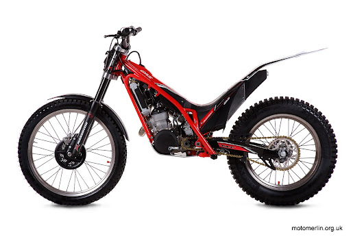 2011 Gas Gas Pro Trials Bike