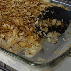 Almond Chicken Casserole I