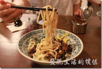 台東-甘盛堂,炸醬麵。