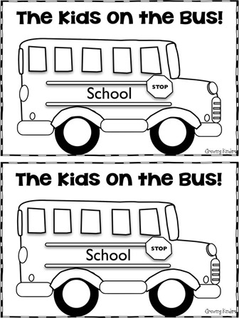 Growing Kinders: The Kids on the Bus