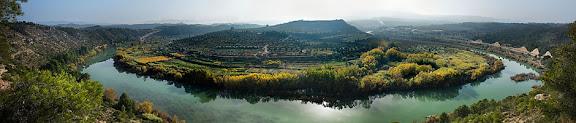 Meandre de Flix, Reserva Natural de Fauna Salvatge,Flix, Ribera d'Ebre, Tarragona