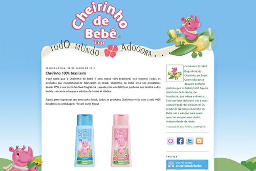 Blog www.cheirinhodebebe.com.br/blog