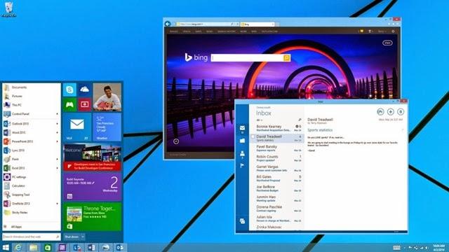 Windows 10 tiene acceso a todo lo que escribes