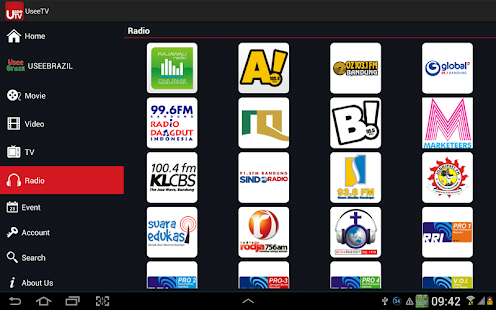 App UseeTV for Tab APK for Windows Phone | Android games ...