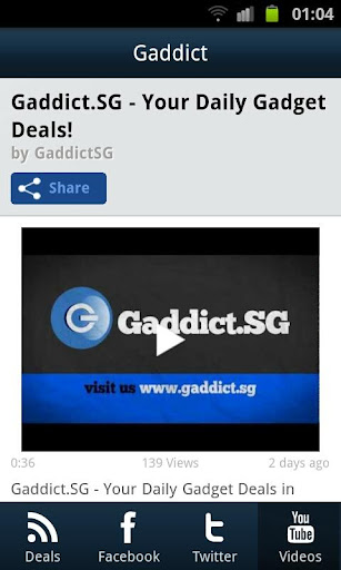 玩購物App|Gaddict免費|APP試玩