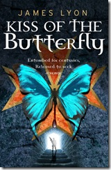 Kiss of the Butterfly cover