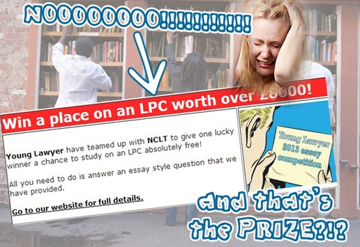 Win a place on the LPC