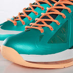 nike lebron 10 gr miami dolphins 3 09 Gallery: Nike LeBron X Miami Setting or Dolphins if you Like