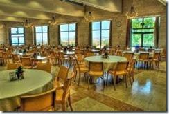 ramat rachel dining hall