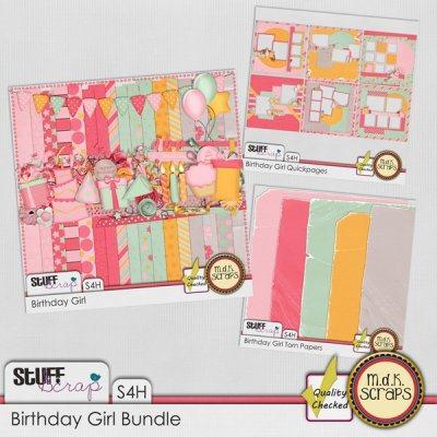 Birthday Girl - Bundle