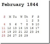 February 1844